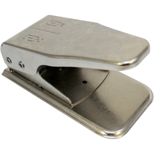 alicate / cortador duplo de sim / chip - corta nano e micro