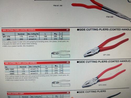 alicate de 8     para electricista kyoto-tools - japones