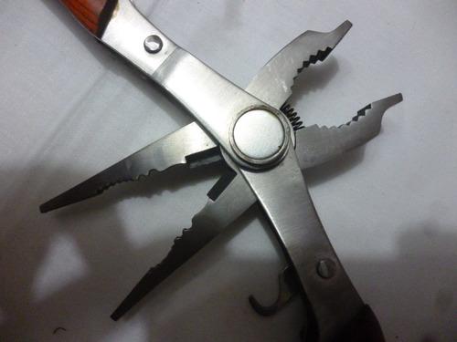alicate de doble cabeza herramienta multiusos