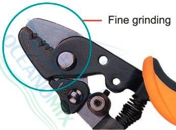 alicate decapador de fibra optica de tube loose ht-s144