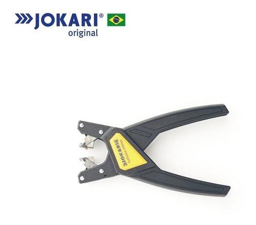 alicate decapador para cabos planos (12mm) - 20030