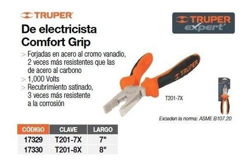 alicate electricista , 1000 voltios