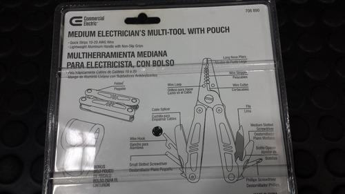 alicate  electricista . usa