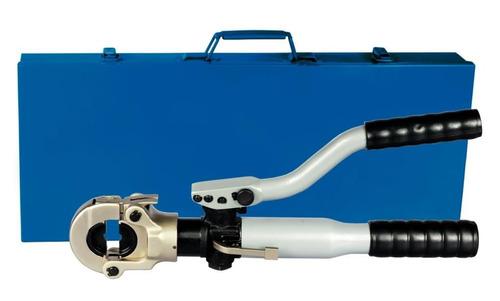 alicate hidráulico prensa terminais 300mm2 bovenau