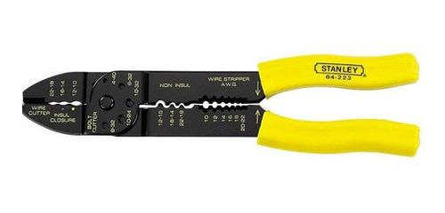alicate multi-uso electricista 9-1/2p 84-223 stanley 84-223