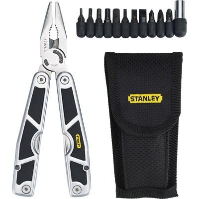 alicate multiuso - 28 herramientas en 1 - stanley 94-806