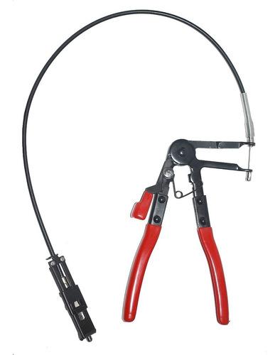 alicate para abraçadeira elastica radiador c/ cabo de aço