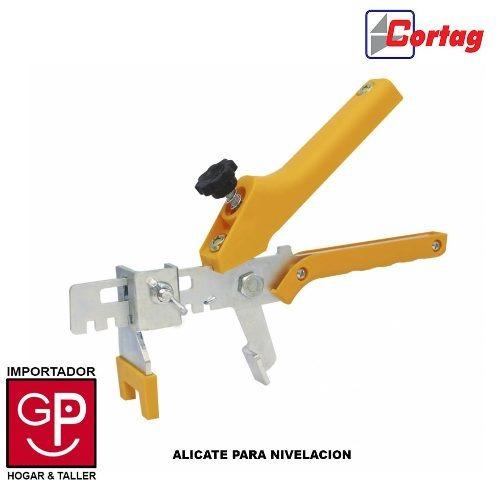 alicate para nivelación cortag g p