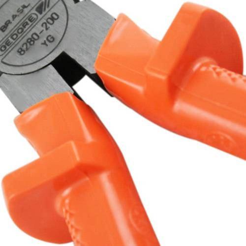 alicate profissional isolado 8' iox 8280-200 gedore
