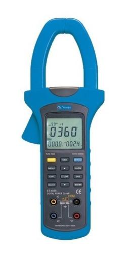 alicate wattímetro digital et4055 minipa