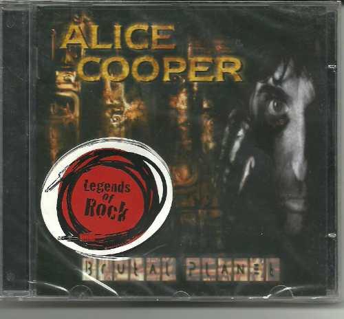 alice cooper brutal planet cd lacrado