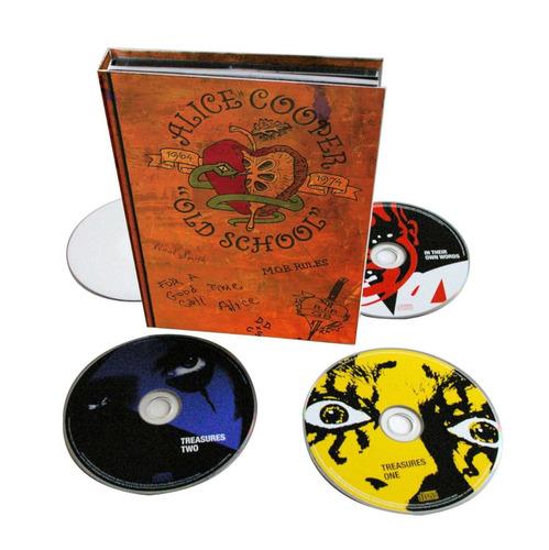 alice cooper old school box set importado