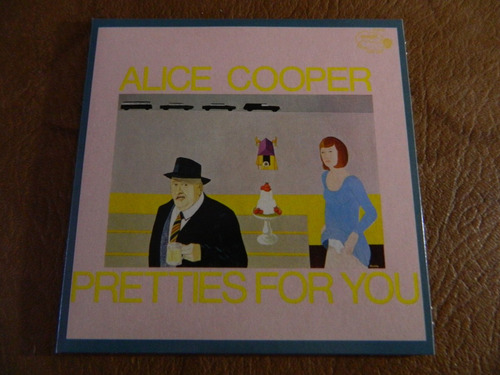 alice cooper - pretties for you cd