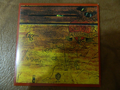 alice cooper - school´s out cd