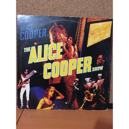 alice cooper - the alice cooper show - vinilo americano