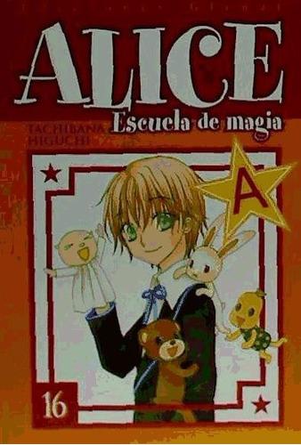 alice escuela de magia 16(libro shojo (amistad - amor))