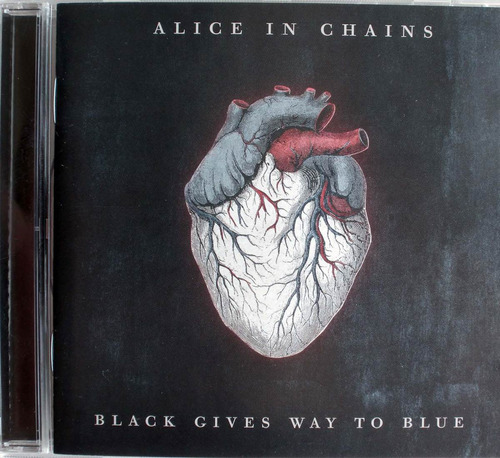 alice in chains - black gives way to blue - cdpromo nacional