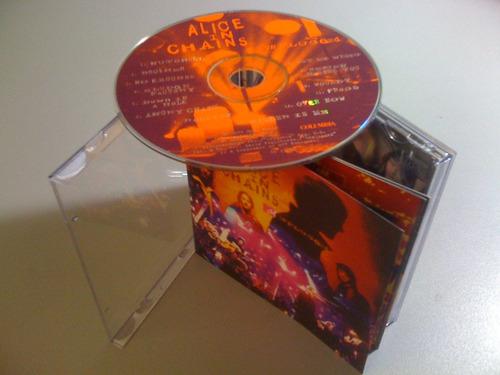 alice in chains mtv unplugged (foto real da midia) cd u.s.a.
