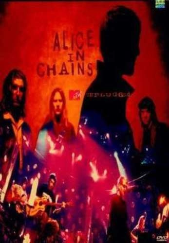alice in chains mtv unplugged importado dvd nuevo