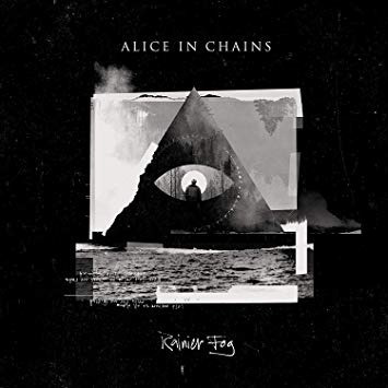 alice in chains - rainier fog - cd made in usa