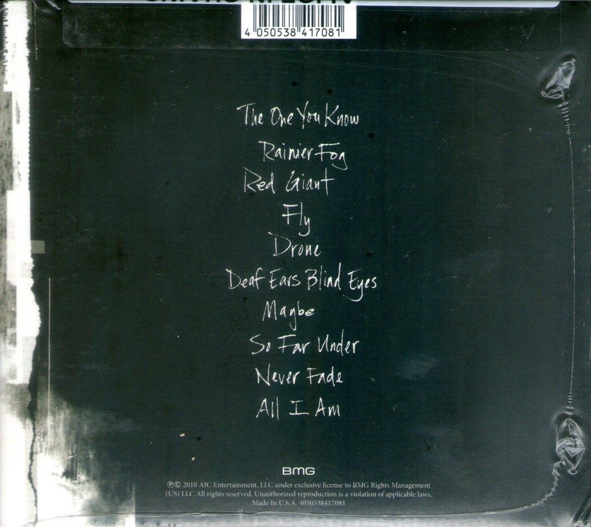 Rainier Fog Alice In Chains: Alice In Chains Rainier Fog Cd Sellado Us ¡ En Stock