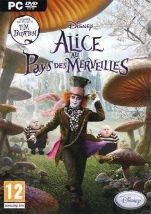 alice in wonderland (pc) (juego fisico)