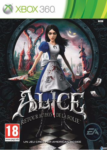alice , madness returns