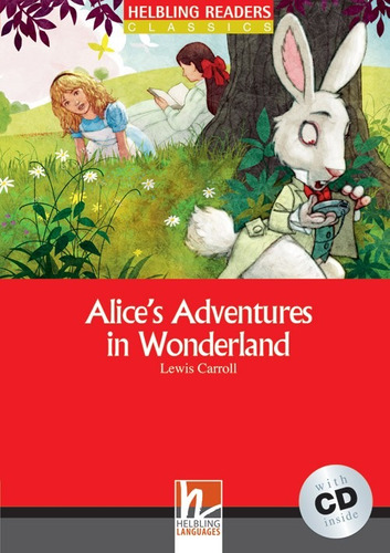 alice s adventures in wonderland - 2 helbling languages w/cd