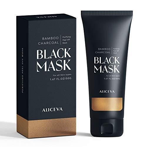 aliceva mask para eliminar puntos negros mascara negra masca
