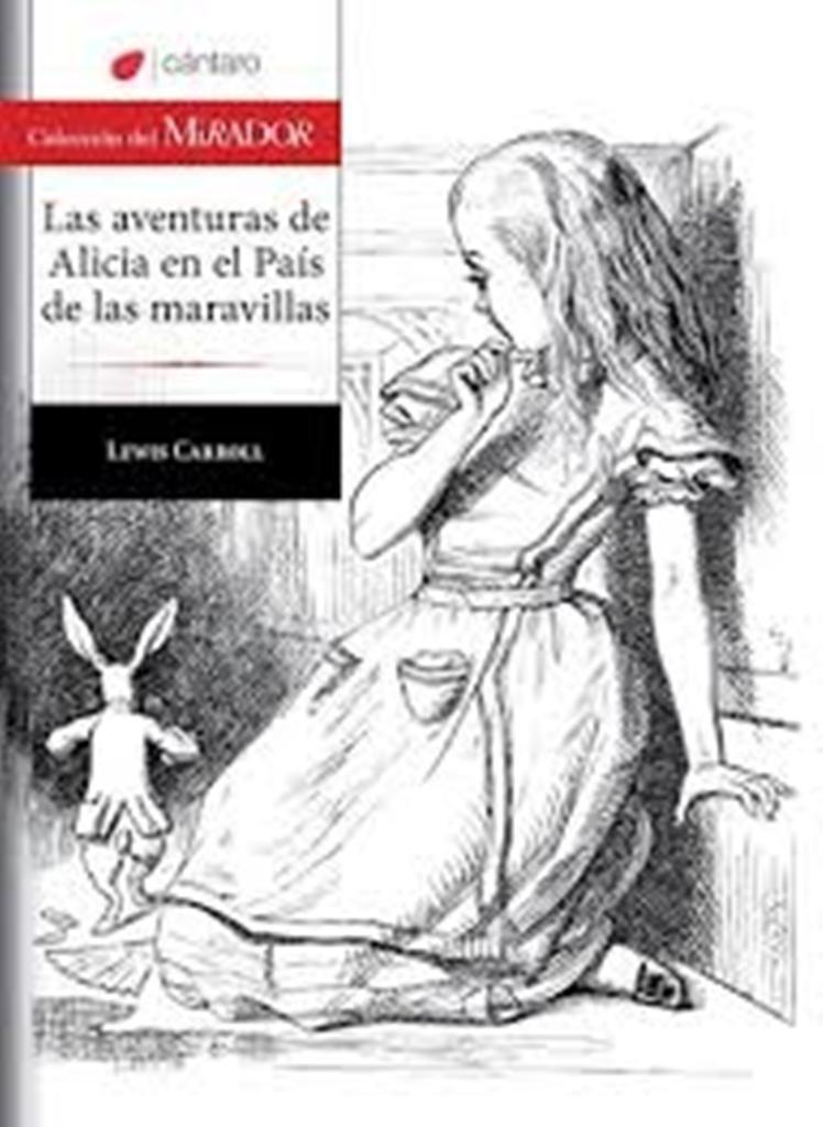 Alicia En El Pais De Las Maravillas L Caroll Ed Cántaro