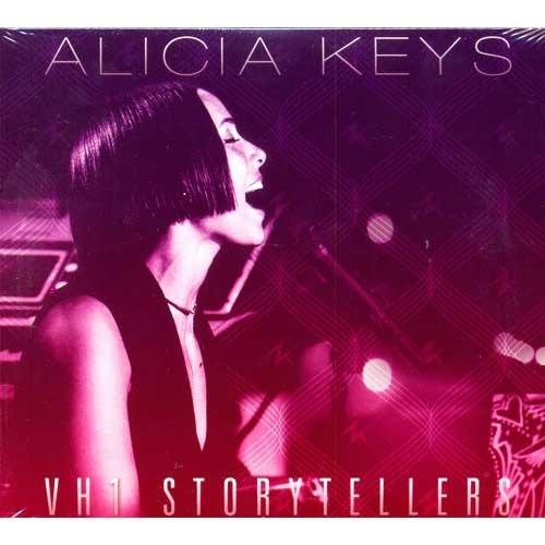 alicia keys vh1 storytellers cd  con 11 canciones