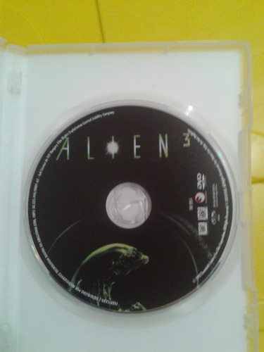 alien 3 - incluindo making-of