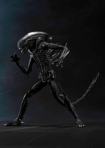 alien big chap s.h. monsterarts