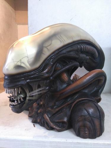 alien big chap side show edition spetial escala 1/1