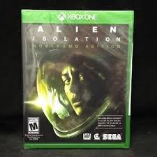 alien isolation xbox