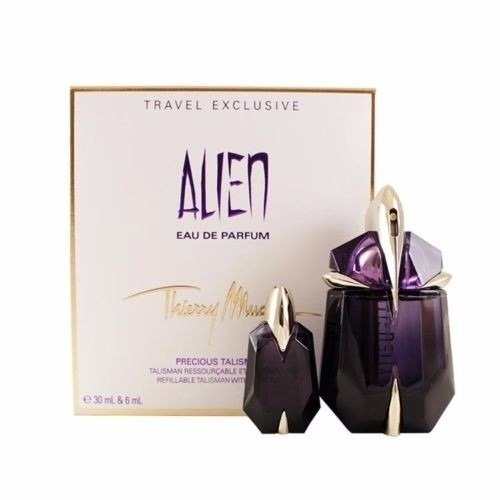 Alien Thierry Mugler Edp 30ml + 6ml Original Lacrado
