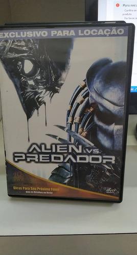 alien vs predador 1 -dvd