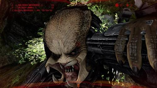 alien vs predador - xbox 360 - usado