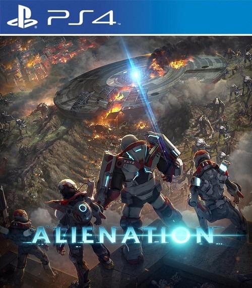 Resultado de imagen para Alienation para ps4