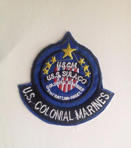 Alien Colonial Marines Logo Cap