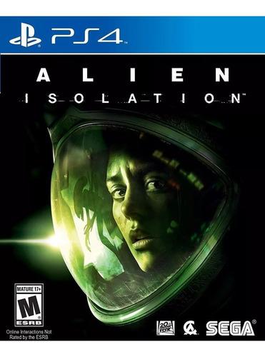 aliens isolation nostromo edition ps4 físico sellado palermo