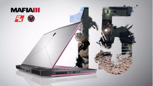alienware 15 i7-7820hk 16gb ram gtx1070 8gb 1tb+512ssd 1080p