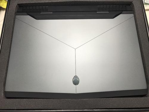 alienware r4 17 7700hq gtx1060 pronta entrega!