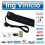 Cortapico Cdp 110v 6 Tomas Regleta Cable De 100cm 200j Nuevo