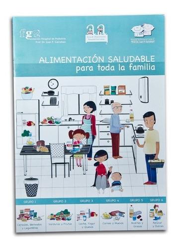 alimentación saludable para toda la familia