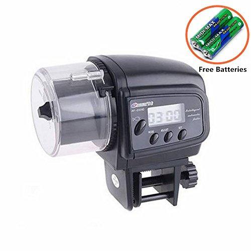 alimentador automático de los pescados, pyrus acuario de al