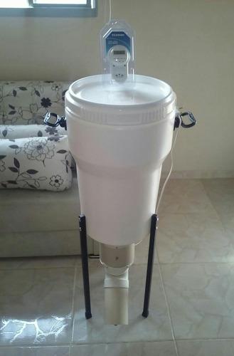 alimentador automático para cães (para grãos) 20kg