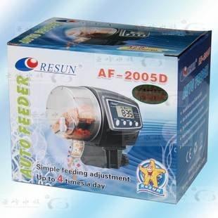 alimentador automático programable resun af-2005d
