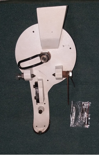 alimentador de ilhos 54 para máquina elétrica automática.