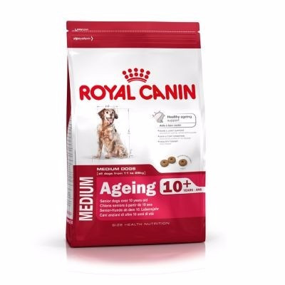 alimento balanceado royal canin perro medium ageing +10 15kg